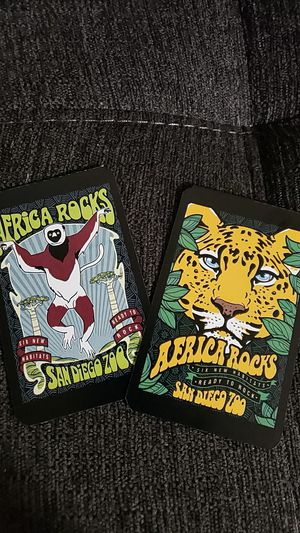 San Diego Zoo/ Safari Park tickets for Sale in Santee, CA
