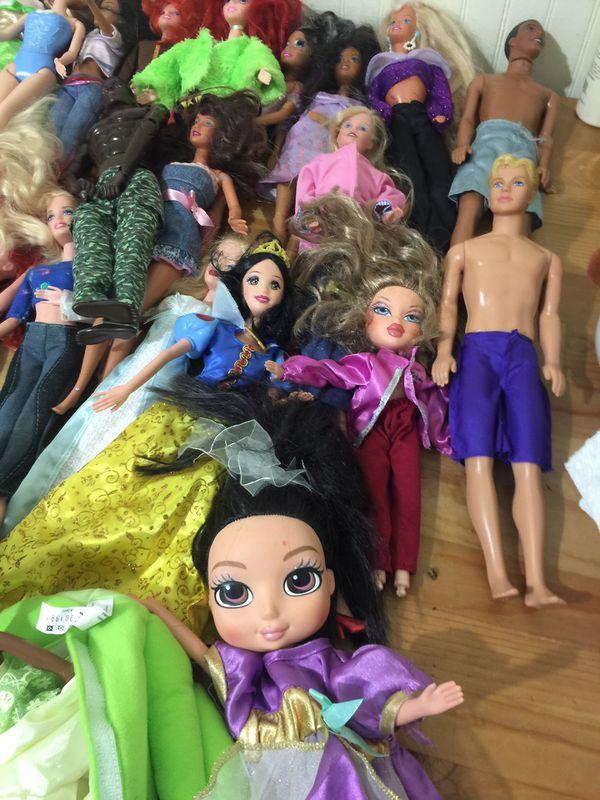 Barbies dolls