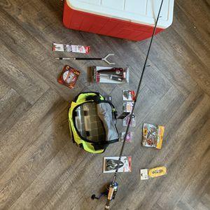 Never Used Fishing Kit for Sale in Scottsdale, AZ