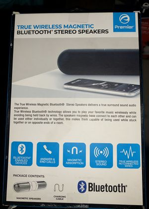Bluetooth speaker for Sale in Ontario, CA