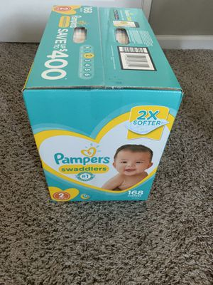 Pampers size 2 for Sale in San Diego, CA