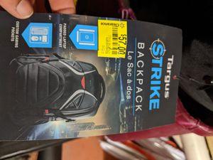 Gaming laptop backpack. Targus Strike for Sale in Carol City, FL