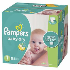 Pampers sizes 1,2,3,4,5 for Sale in Seattle, WA