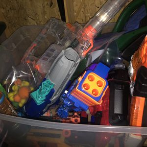 Tub Of Nerf Guns for Sale in Arvada, CO