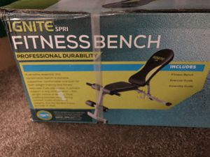 Brand new fitness bench for Sale in Fresno, CA