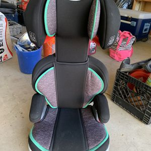 *MUST GO TODAY!* $10 Graco TurboBooster Highback Booster Car Seat - Novi for Sale in Gilbert, AZ