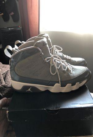 Air Jordan 9 Retro Cool Grey size 12 for Sale in Carson, CA