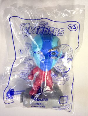 McDonald's Marvel Avengers Toy #13 Nebula for Sale in Los Angeles, CA