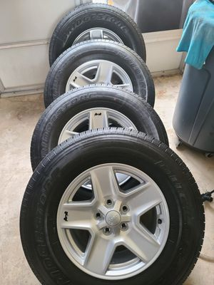 Jeep Rims and Tires for Sale in Orlando, FL
