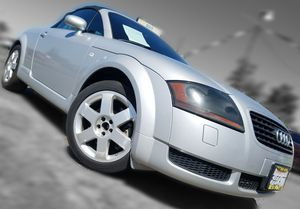 ☆ 2001 Audi TT 1.8TURBO Convertible ☆ Low MILES ☆ NICE!! for Sale in Riverbank, CA