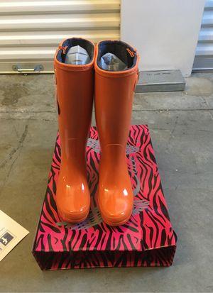 Rain boots new in box for Sale in Virginia Beach, VA