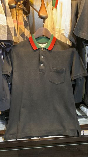 Gucci polo shirt medium for Sale in Fort Worth, TX