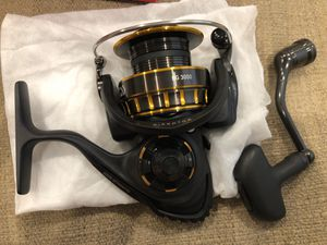 New Daiwa BG 3000 Spinning Fishing Reel for Sale in Irvine, CA