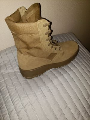 Brand New pair of Vibram Military boots for Sale in Riverside, CA