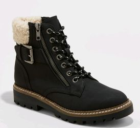 New! Sherpa Hiker Ankle Boots for Sale in Salinas,  CA