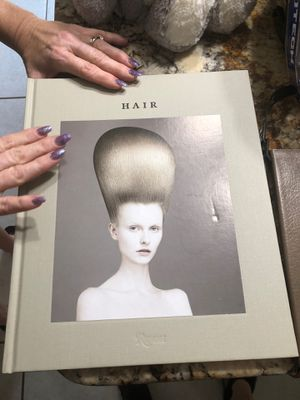 Artistic hair book by Guido Palau and David Sims for Sale in Ocala, FL