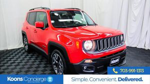 2016 Jeep Renegade for Sale in Sterling, VA