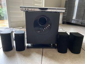 Home surround sound/ speaker system for Sale in Miami, FL