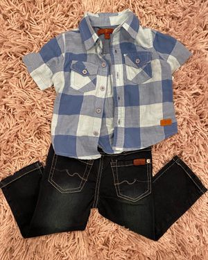 7 jeans patagonia vineyard vine baby clothes 7JEANS for Sale in Long Beach, CA