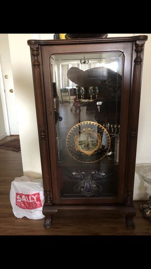 Antique Cabinet for Sale in West Los Angeles, CA