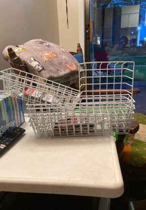 Wire baskets for Sale in Derby, KS