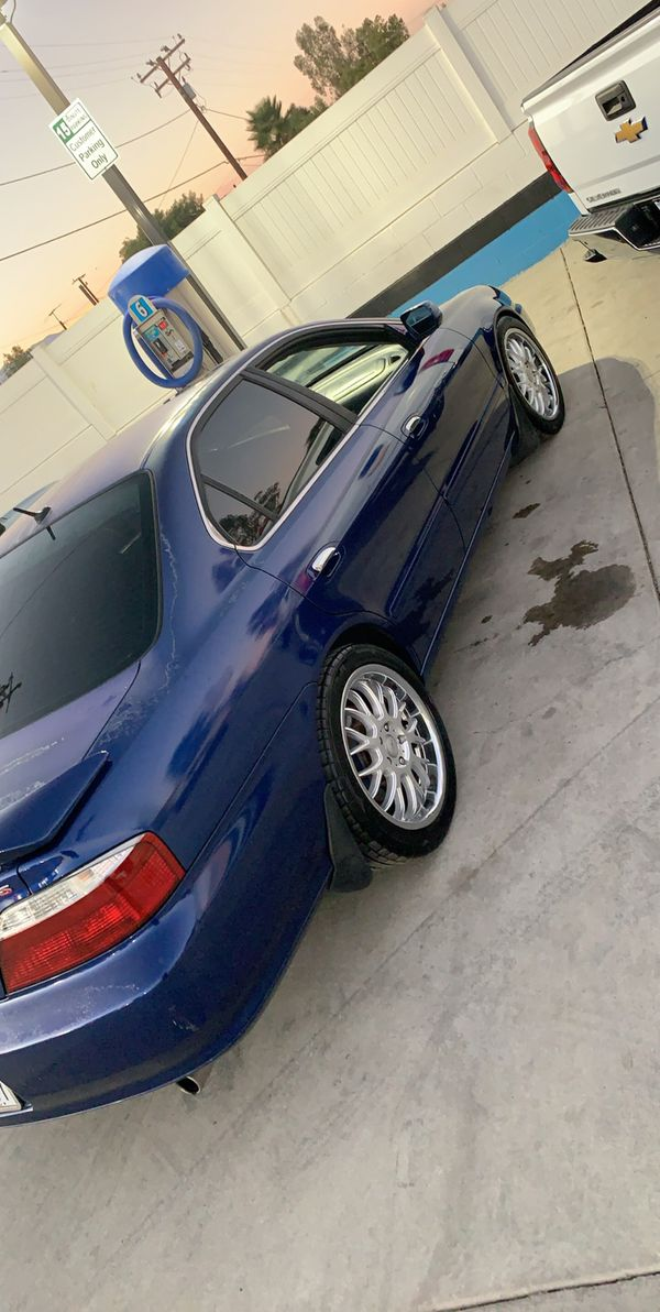 2003 Acura TL type-s good condition only has 154,234 miles. No engine and transmission issues what so ever only needs paint job just the clear coat g