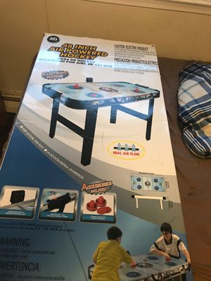 Air powered hockey table for Sale in Roseville, MI