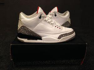 Air Jordan 3 for Sale in Falls Church, VA