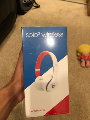 Beats Solo 3 Club Collection for Sale in San Diego, CA