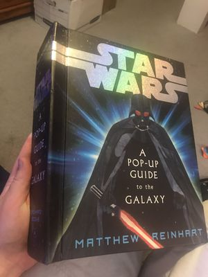 Big Star Wars Pop Up Book for Sale in Richland, WA