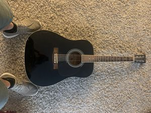 Black Acoustic Guitar for Sale in St. Louis, MO