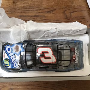 Dale Earnhardt Jr. Action Die-cast Race Car 1/24 for Sale in Chesapeake, VA