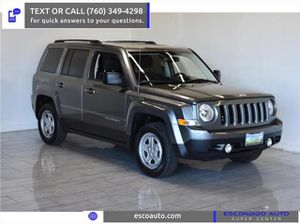 2013 Jeep Patriot for Sale in Escondido, CA