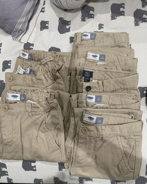 School uniform khaki pants all for $15 for Sale in The Bronx, NY