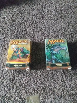 Magic the Gathering Duel Decks for Sale in Parkersburg, WV