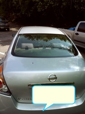 Nissan altima 2007 millas 175.00 $ 3500.00. for Sale in Baltimore, MD