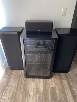Stereo system and speakers for Sale in Salt Lake City, UT