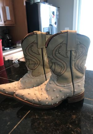 Toddler size 6-7 boots. Vintage and very good shape! for Sale in Fort Walton Beach, FL