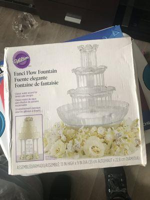 Fancy flow fountain for Sale in Reynoldsburg, OH