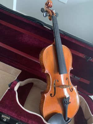 Full sized brazilwood Luger violin for Sale in Orlando, FL