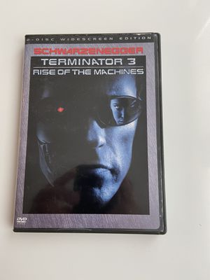 Terminator 3 Rise Of The Machines - DVD for Sale in Euless, TX