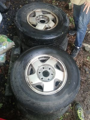 Stock GM/Chevy Rims for Sale in Kingston, NY