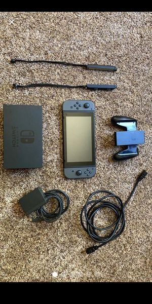 Nintendo switch for trade or sale for Sale in Lucerne, CA