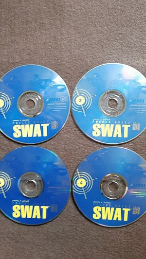 Police Quest Swat Windows 98 for Sale in Arcadia, CA