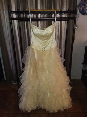 Prom dress ball gown size 11/12 for Sale in Peoria, AZ