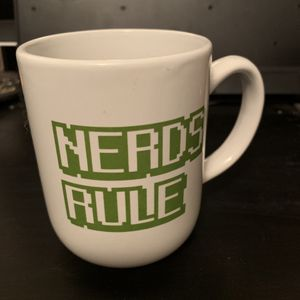 Nerds Rule mug for Sale in Corona, CA