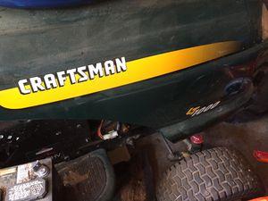 Craftsman LT 1000 riding lawn mower! for Sale in Elkins Park, PA
