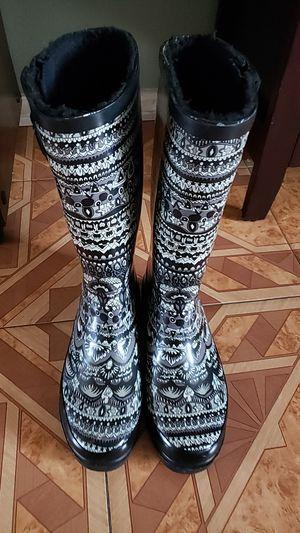 rain boots for Sale in Menifee, CA