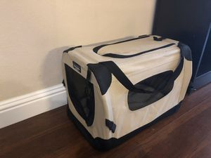 Pet carrier for Sale in San Jose, CA