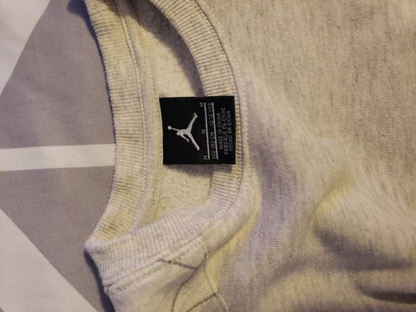 Jordan sweaters